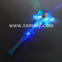 8 LED Snowflake Princess Wand
