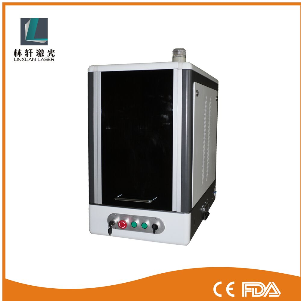 provide deep etching service laser marking engraving machine with CE