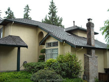 asphalt shingle roof tile