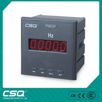 PS652F-9X1 Digital Frequency Meter LED Panel Meter