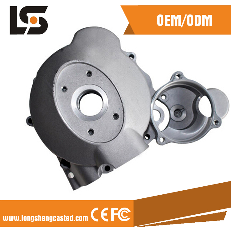 multiple use aluminum die casting accessories for interphone housing