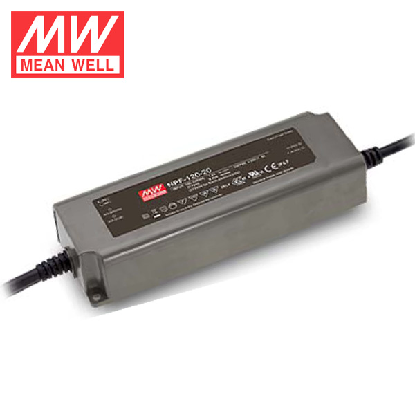 120W 15V MW Meanwell NPF-120-15 Power Supply 5 Years Warranty Street Lighting LED Transformer