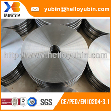 High Quality CNC Machining Parts/Forged Pulley Wheel With Required Sizes