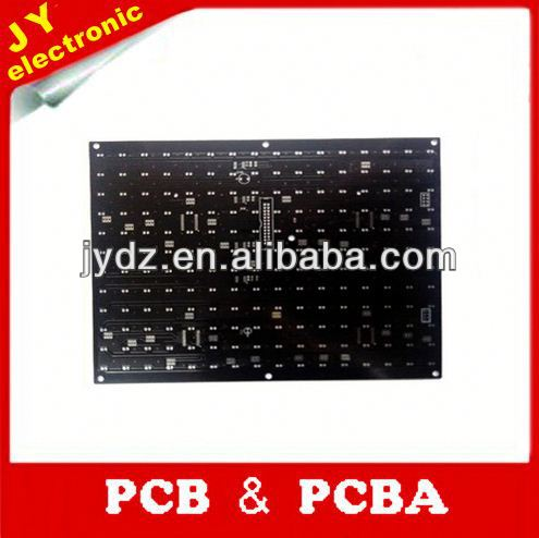 printed circuit board construction