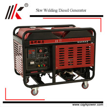Top quality 5kw welder small diesel engines for compressed air powered generator