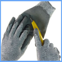 level 5 protection cut resistant gloves used in Drilling industry