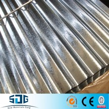 Superior Quality Galvanized Corrugated Roofing Sheet with standard waterproof packaing