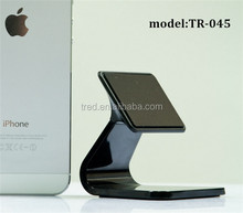 Micro suction mobile3d phone stand