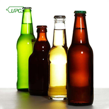 OEM 10 oz 330ml clear white beer glass bottles