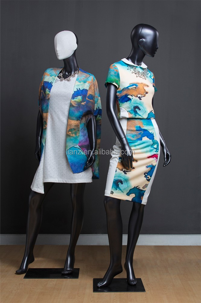fashion female clothes manikin for clothing store