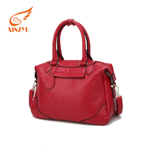 China Hot Selling PU Leather Handbags Shoulder Bags for Women /Ladies