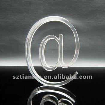 Acrylic Letters Home Decor