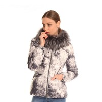 Hot Sales High End Europe Style Winter Ladies Cotton Jacket