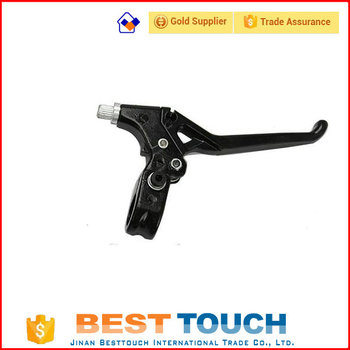Alloy Clutch Lever Perch 49cc 60cc 66cc 80cc Engine Motorized Bicycle Bike