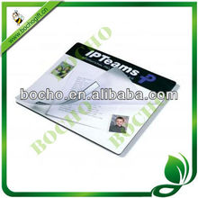 photo insert mouse mat