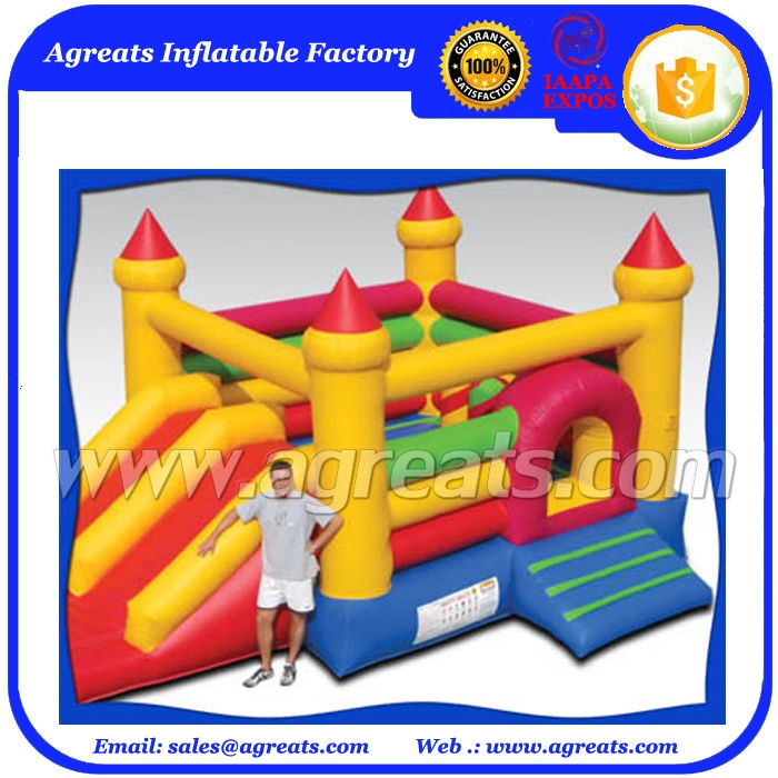 Commercial Inflatable Jumping Castles with Prices, Mini Inflatable Combo for Sale, Inflatable Bouncer Castle G3106