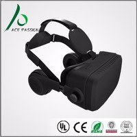Full HD Fold 3D Virtual Reality VR All In One Headset