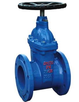 Non Rising Gate Valve for Sugar Mill Application