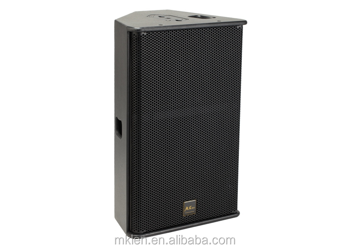 nexo PS15-R2, Neodymium speaker, 15 inch passive 2-way full range loudspeaker, stage monitors