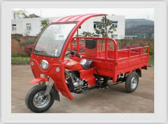 150cc Cargo Three Wheel Motorcycle, XT 150PC