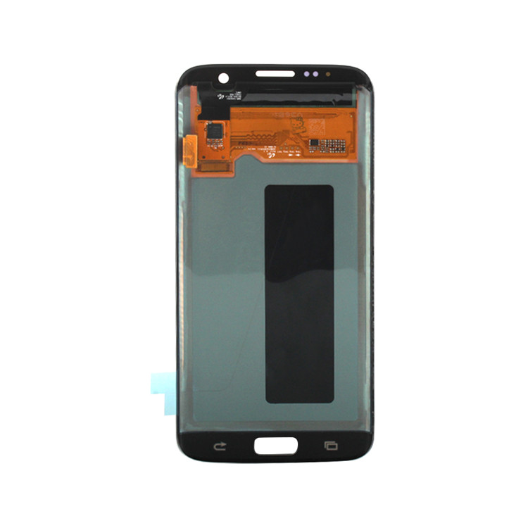 Wholesale 100% Warranty Original <strong>LCD</strong> For Samsung Galaxy S7 Edge <strong>LCD</strong> Display + Digitizer Touch Screen
