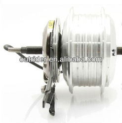 Outrider OR01A3 118 Front Roller-brake High-speed gearless brushless Roller brake motor