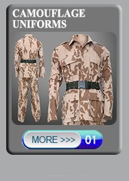 Good Quality Security Uniform Military Woodland Uniform