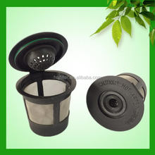 China manufacture top sell espresso coffee capsule k cup and filter