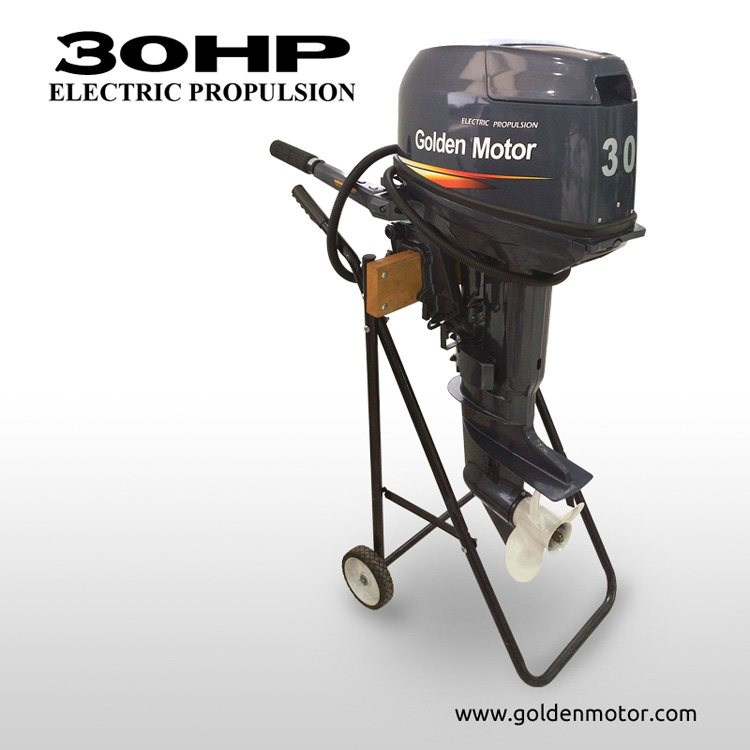 30HP electric outboard engine