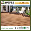 weather resistant vinyl outdoor composite decking high quality wpc decking