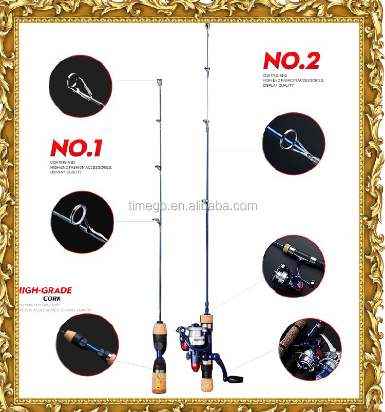 China Manufacturer New Style Ice Fishing Rod