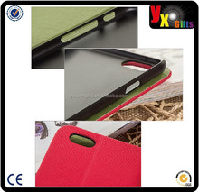 Luxury wallet card-slot pu leather cell mobile phone case for 5/5s / for iphone 4/4s