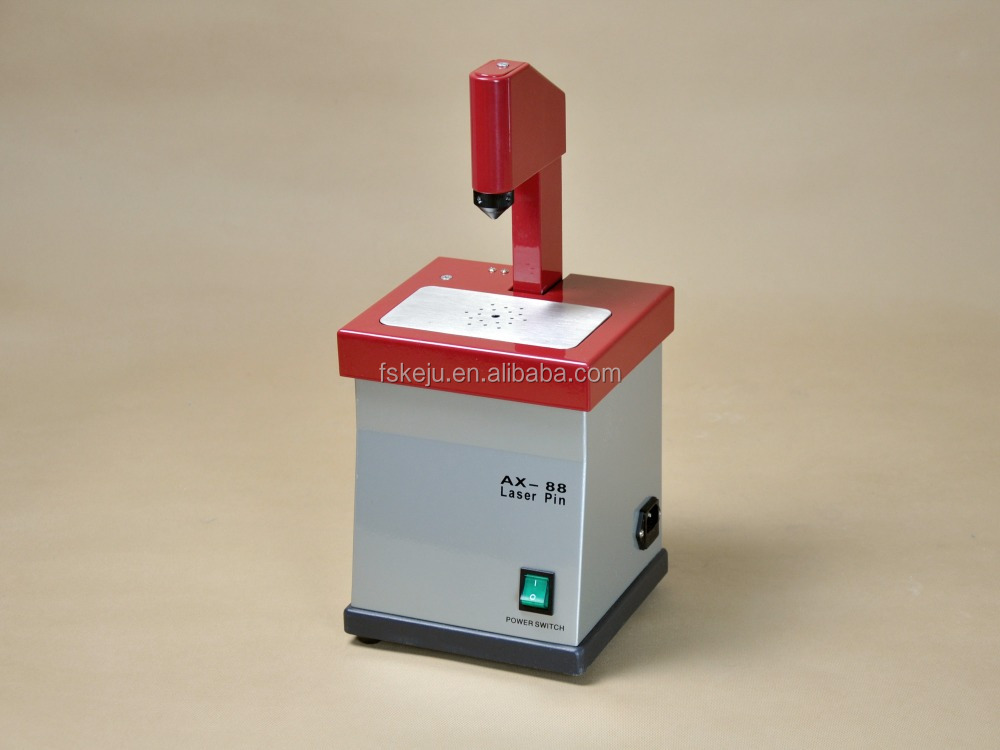 Dental Lab Machine Laser Pinhole Drilling Unit