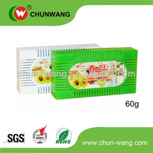 Solid Activated Carbon Odor Deodorizer For Refrigerator