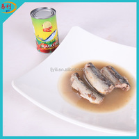 New season canned mackerel in oil