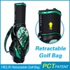 Fashionable Nylon folding travel golf bag Unique golf bag