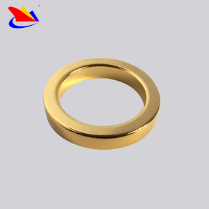 high quality cheap strong permaennt sintered neodymium ndfeb ring magnet radially magnetized ring magnet magnetic
