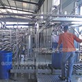 New Condition automatic commerical aseptic fruit juice/paste/jam/puree filler plant box in drum
