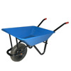 load 130kg construction wheelbarrow WB4211 with solid wheel