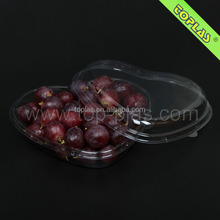 Heart Shape PET Plastic Clear Box Wholesaler