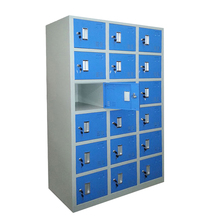 Smart Intelligent Logistic Delivery Iron Parcel Locker