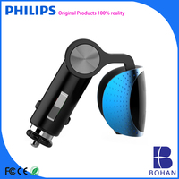 PHILIPS 0.96Inch Led Car Vehicle Mp3 Player with Fm Transmitter Rds
