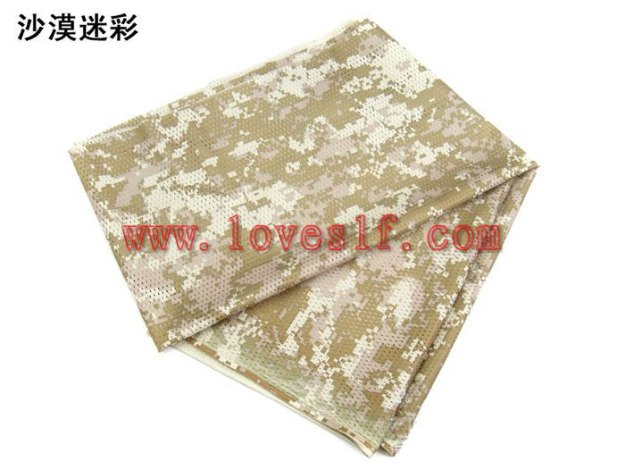 loveslf military used army desert camouflage scarf 2016
