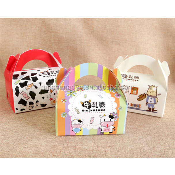 Large Lollipop Candy Packing Boxes