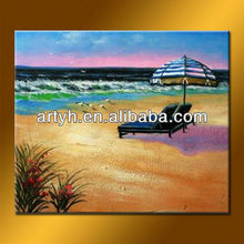 New Handmade Frame Decor Scenery Art Picture On Canvas