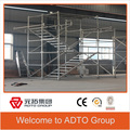 Q235 HDG ringlock system scaffolding part made in China cheap for africa