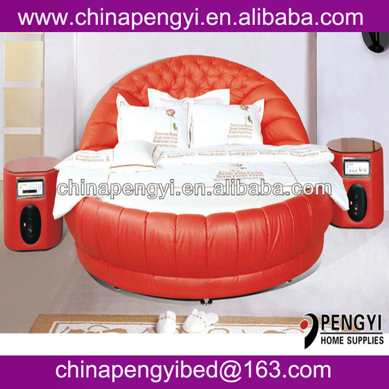 adult round bed PY-002
