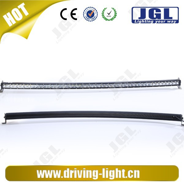 100W 150W 200W 250W single row led lighting bar ip67 50'' 4d led light bar for cars,jeep,auto parts