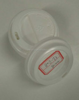 plastic lids with oper cover for coffee paper cup