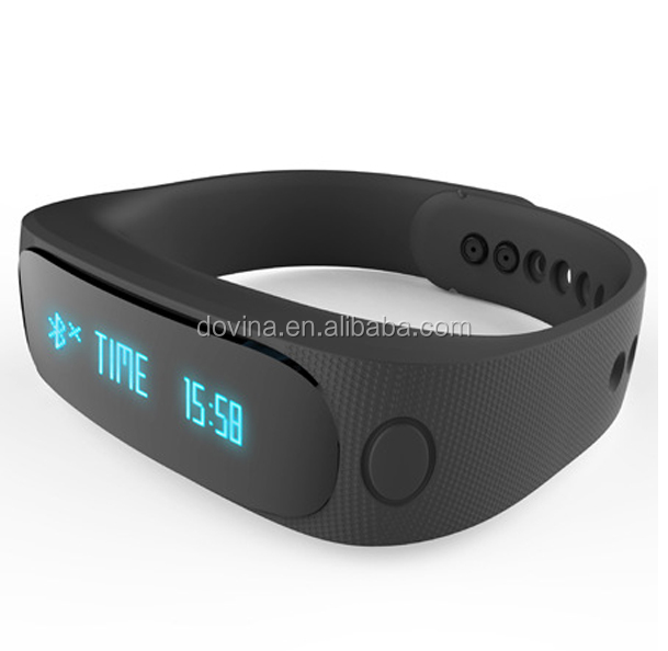 New E02 Smart band Smart bracelet Wristband Fitness tracker Bluetooth 4.0 fitbit flex Watch for ios android better than mi band